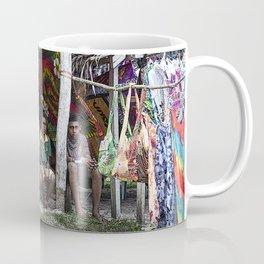 South Pacific Children Coffee Mug