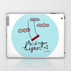 Swing HIGHER  Laptop & iPad Skin