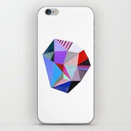 Meteorite IV iPhone Skin