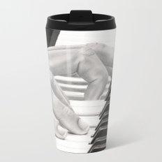 Piano Metal Travel Mug