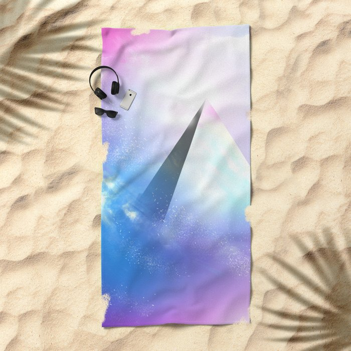 Universal Forces Beach Towel