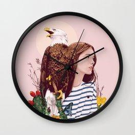 hypnotised Wall Clock