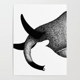 Maasai Tusks Poster