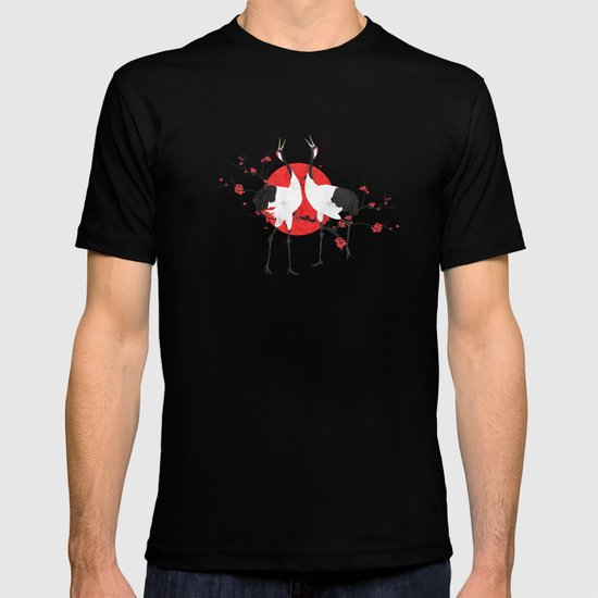 Love's Dance - Spring Version T-shirt