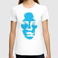 christopher walken T-shirts featuring Walken by Aaron Synaptyx Fimister
