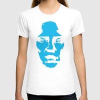 christopher walken T-shirts featuring Walken by Aaron Synaptyx Fimister
