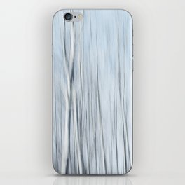 Painterly Trees iPhone Skin