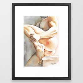 """Come Close"" Framed Art Print"