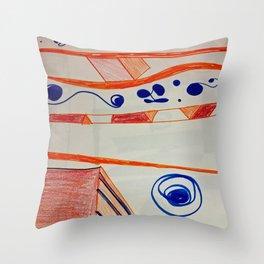 42810 3 Throw Pillow
