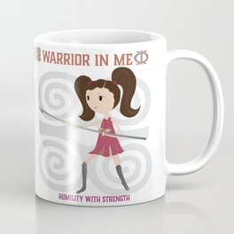 Warrior in me II  (strength) Coffee Mug