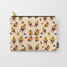 gritty patterns Carry-All Pouch