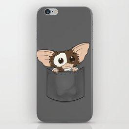Pocket Gizmo (Mogwai) iPhone Skin