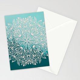 Mandala Forest Dawn Stationery Cards