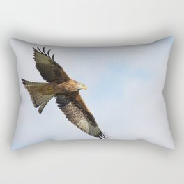 Red Kite Rectangular Pillow