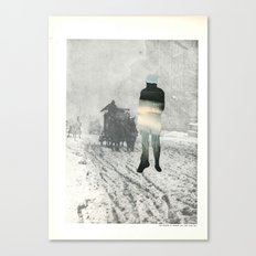 Indian Winter Canvas Print