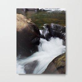 Deckers Creek WV Metal Print