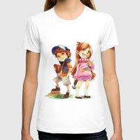 gravity falls T-shirts featuring Gravity Falls by Archiri Usagi