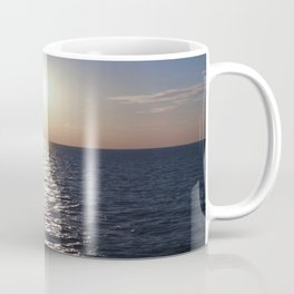 Sunset, Santorini Coffee Mug