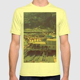 Beach in Amalfi, Italy T-shirt