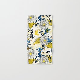 Flowers patten1 Hand & Bath Towel