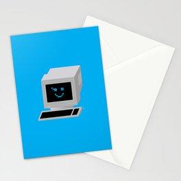 Ol' School Computing Stationery Cards