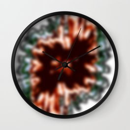 Sea Triscuit Wall Clock