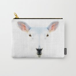 The White Sheep By Sharon Cummings Carry-All Pouch