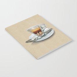 Italian coffee 2.0 Notebook