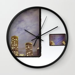 Modest Mouse - Lonesome Crowded West Wall Clock