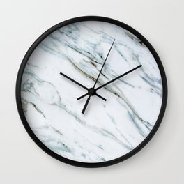 Marble Me Wall Clock