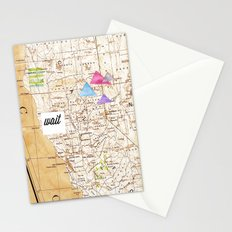 they don't love you like i love you deux Stationery Cards