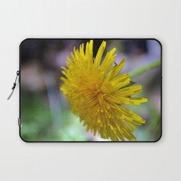 Yellow Bloom Laptop Sleeve