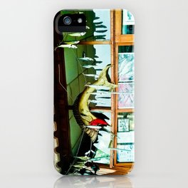 Pretty storefront. iPhone Case