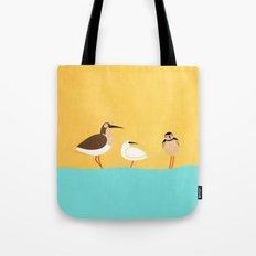 scolopacidae birds Tote Bag