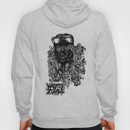 """WASTED ZOMBIE """"SCARFACE"""" Hoody"""
