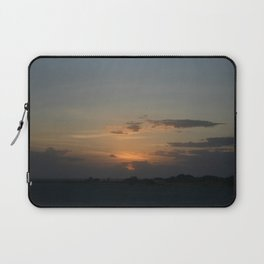 sunset over africa Laptop Sleeve