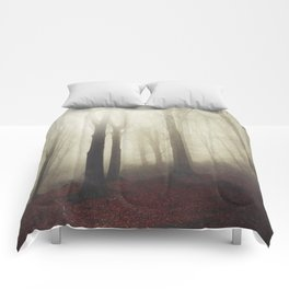 woodland whispers Comforters