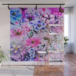Spring Flower Garden Wall Mural