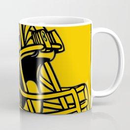 Polynesian style Steelers Coffee Mug