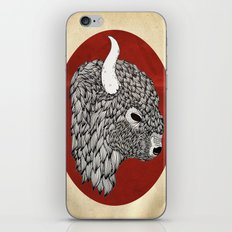 The Buffalo iPhone & iPod Skin