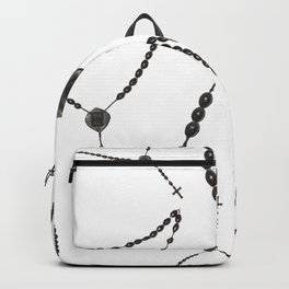 Wooden Rosary I Backpack