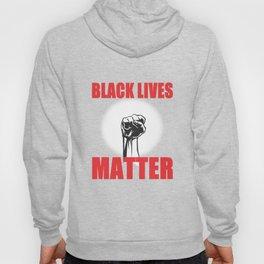Black Lives Matter Support Hoody