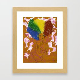 Melody for You Framed Art Print