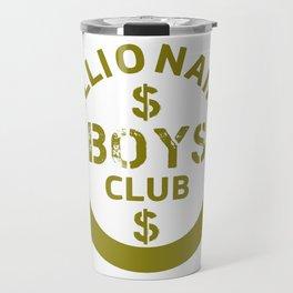billionaire boys club #society6 #decor #buyart #artprint Travel Mug