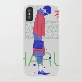 Haru Haru iPhone Case