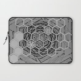 Honeycomb Portal Laptop Sleeve
