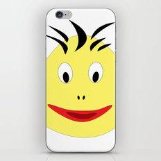 Yelly iPhone Skin