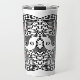 Vesica Piscis Travel Mug
