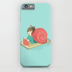 Cozy snail Slim Case iPhone 6s