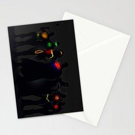 Super Hero Stationery Cards